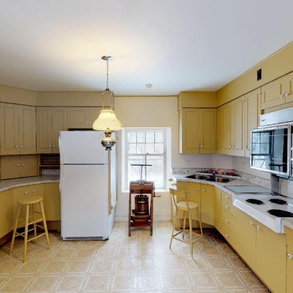 Heritage site kitchen