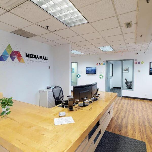 Media Mall Coworking Space
