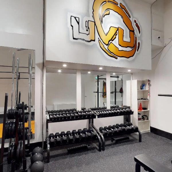 Gym Interior Virtual Tour